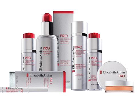 Elizabeth Arden pro products