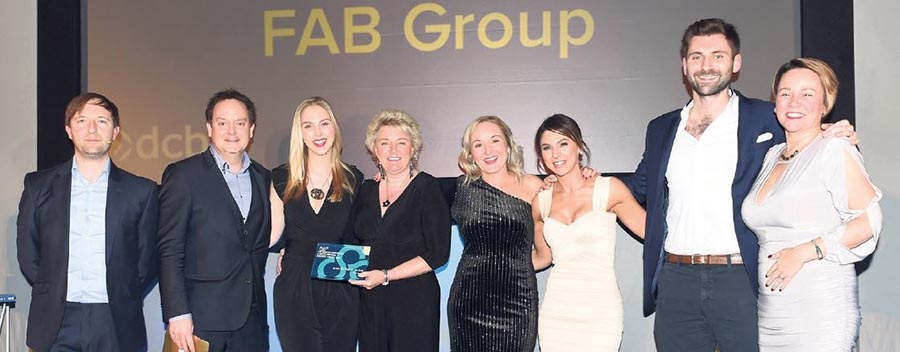 FSB 2017 Double Award Win For The FAB Group! 2017