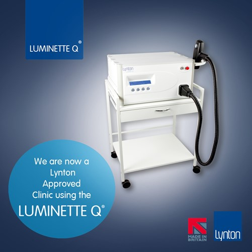 Tattoo Removal machine, Luminette Q